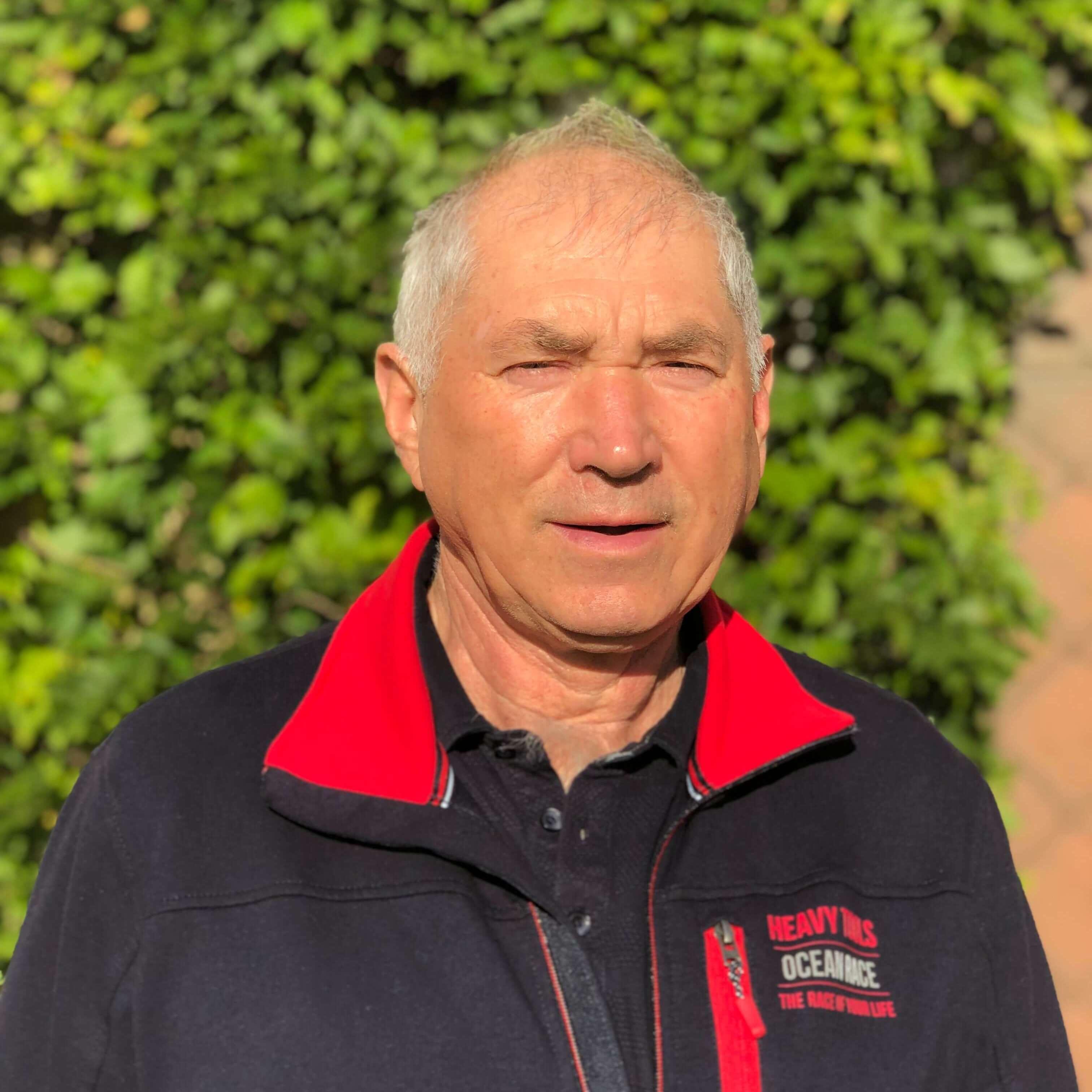 Profilová fotka MVDr. František Horník – předseda