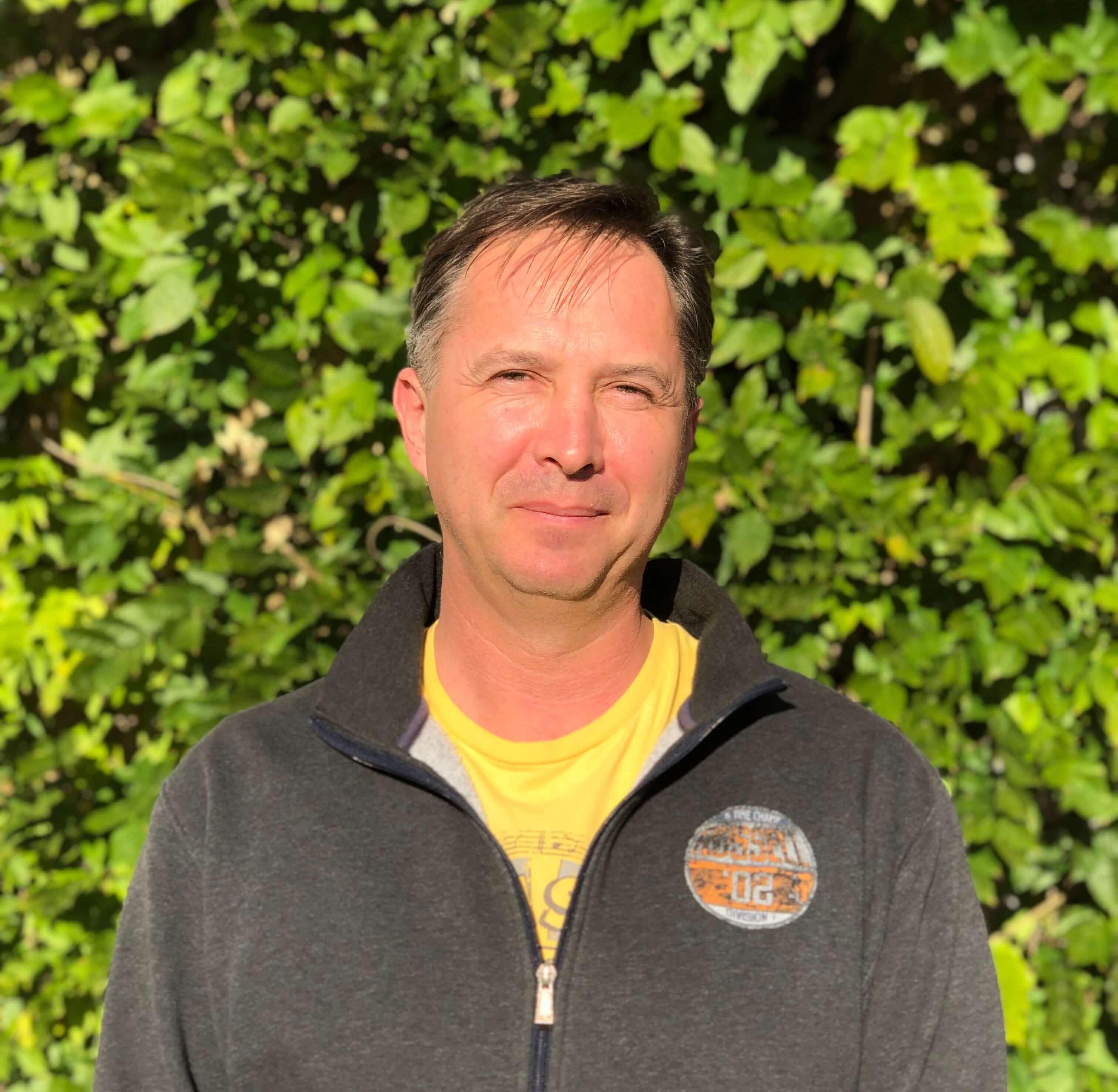 Profilová fotka Ing. Roman Klos